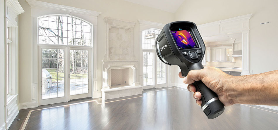 Flir Thermal Camera Imaging