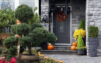 4 Tips for Fall Curb Appeal